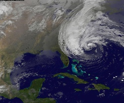 Sandy: The Science Behind the Storm