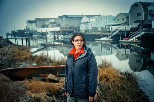 Sea Grant's Helen Cheng helps New York City communities better prepare for hurricanes