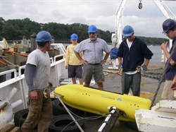 BayMap Leads to Discoveries in Offshore Waters Near and Far
