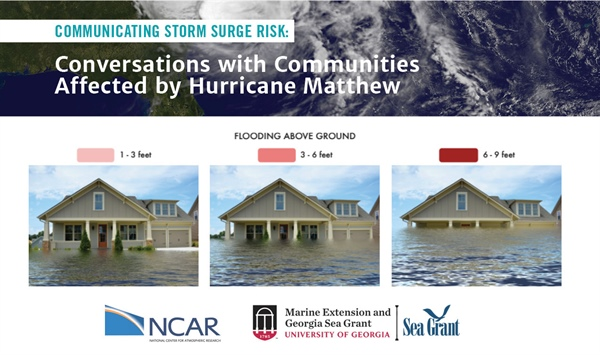 UGA Marine Extension and Georgia Sea Grant Prepare Communities for Hurricanes