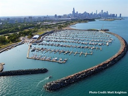 Keeping the Great Lakes Clean Through Regional Marina Efforts