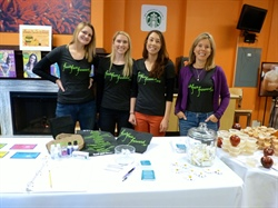 Students come together to reduce toxins in the environment