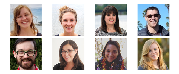 NOAA Sea Grant and Fisheries announce 2019 Ecosystem and Population Dynamics Fellows