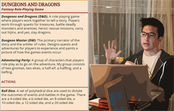 Using Dungeons and Dragons to Navigate the Knauss Fellowship