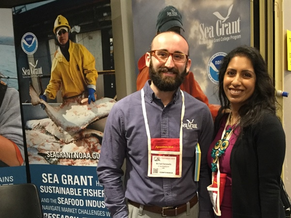 Sea Grant to Participate in Aquaculture America 2020