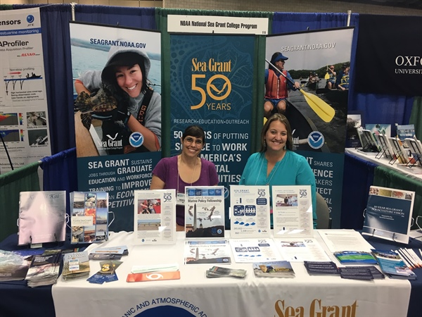 Sea Grant Makes Waves at Ocean Sciences 2020