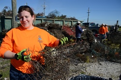 Eight Sea Grant Programs Awarded Funds from Sea Grant-Marine Debris Special Projects Competition