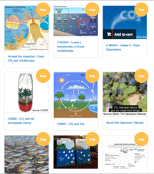 Ocean Acidification Education Tools for K-12 Classrooms