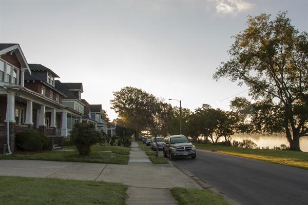 Norfolk Neighborhood Gets a Boost from Virginia Sea Grant and HUD