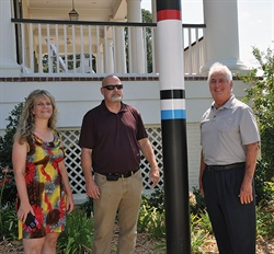 Severe Storm Preparedness Week: Markers Serve as Storm Surge Reminders