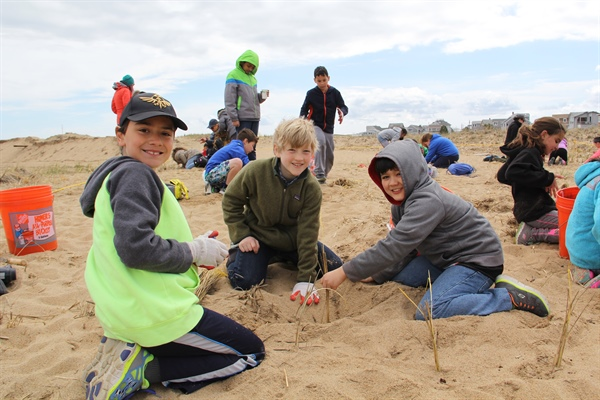 Community Resilience: Dune restoration offers hope for more resilient New England coastal communities