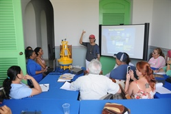 Community Resilience: Puerto Rico Sea Grant and CariCOOS Collaborate to Improve Resilience