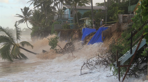 Community Resilience: Is Hawai'i ready for the impacts from climate change?
