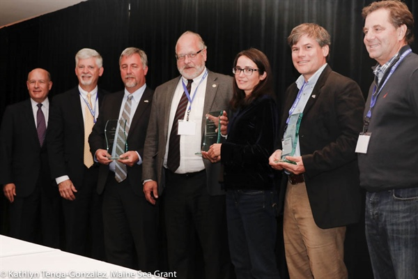 Sea Grant Association Presents Research to Application Awards for seaweed aquaculture