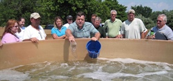 Workforce Development: Oyster Farmers Get a Leg Up in the Business