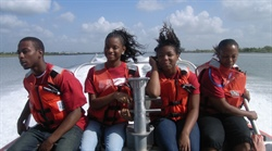 Summer camp promotes maritime jobs to upper Texas teens
