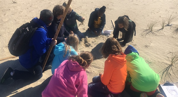 K to Gray Education: New Jersey Sea Grant provides ideal space for outdoor learning