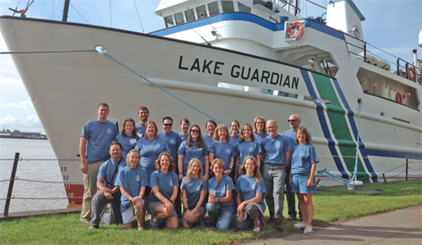 From cruise to classroom, Sea Grant and partners expand Great Lakes literacy