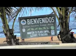 Puerto Rico Sea Grant Video Promotes Trash Free Waters