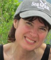 Maine Extension Associate, Kristen Grant