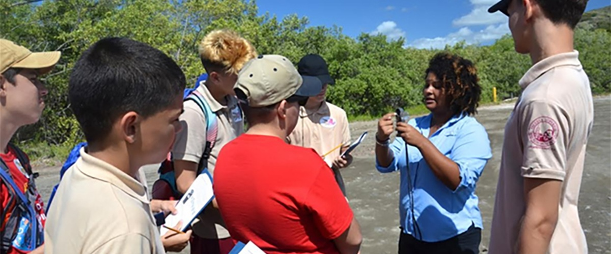 From the classroom to the field: Sea Grant transforms environmental education in Puerto Rico