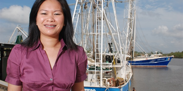 Seafood Month: Why Sea Grant Matters to Louisiana Fishermen