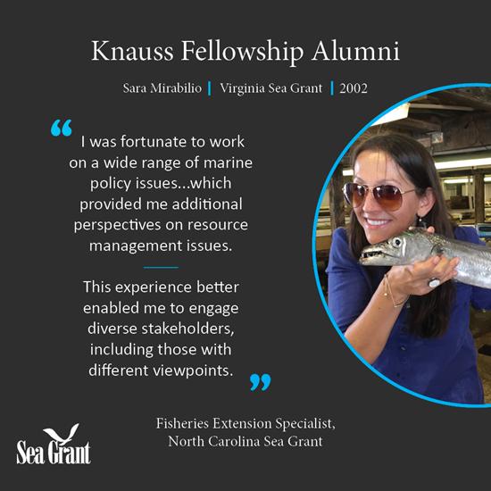 Knauss Alumni