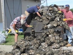 Promoting Oyster Restoration Through Schools