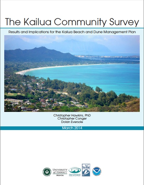 The Kailua Community Survey Report