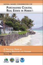 Natural Hazard Considerations for Purchasing Coastal Real Estate in Hawai'i