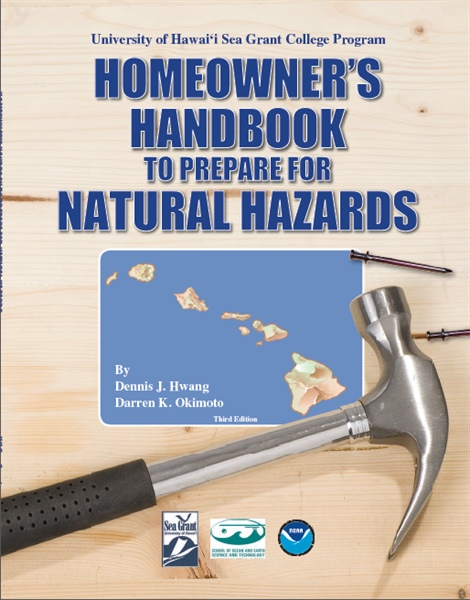 Hawai'i Homeowners Handbook to Prepare for Natural Hazards
