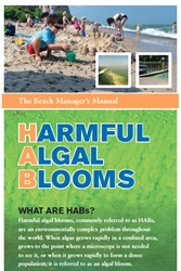 The Beach Manager's Manuals about Harmful Algal Blooms