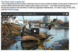 The Great Lakes Legacy Act
