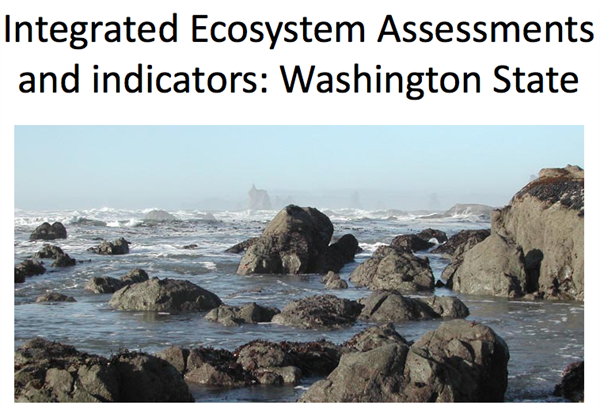 Model of Human Wellbeing for use in California Current Integrated Ecosystem Assessment and Ecosystem-Based Management