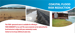 Coastal Flood Risk Reduction Course