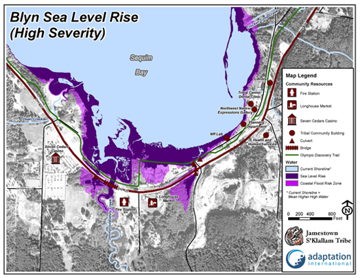 Community-based Sea Level-Rise Projections