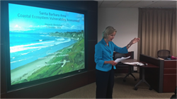 Santa Barbara Area Coastal Ecosystem Vulnerability Assessment for Coastal Communities