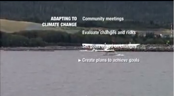 Adapting to Climate Change in Alaska (video)