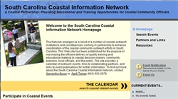 South Carolina Coastal Information Network