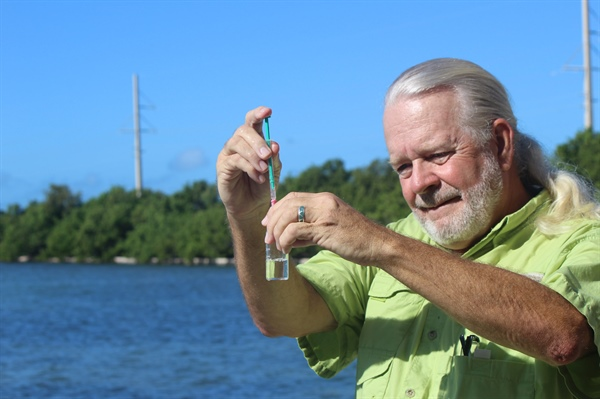 Water Resources: With Training, South Florida Residents Take Active Role in Monitoring Local Waters