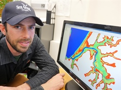 Graduate Education: Oregon Sea Grant student asks, 'How will climate change impact estuaries?'