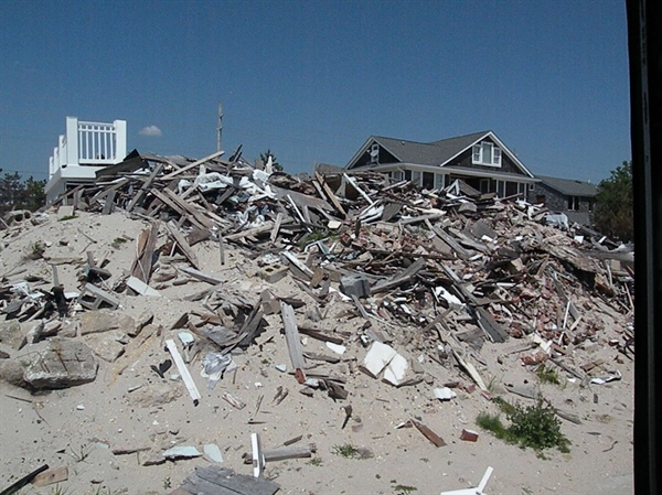 A Year After Sandy: Sea Grant and Coastal Storm Awareness