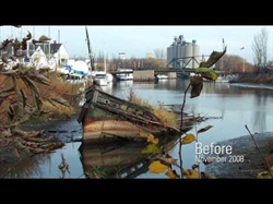 VIDEO: Tracking the Impact of Wisconsin River Cleanup