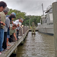Gulf of Mexico Sea Grant programs reduce anxiety and uncertainty of fishing and tourism leaders by providing information on oil spill science