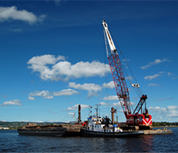 Minnesota Sea Grant Helps Sustain Commercial Operations in Major Great Lakes Port