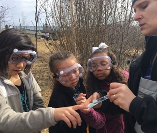 Alaska Sea Grant Improves Watershed and Ocean Education for 4th Graders