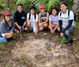 Guam Sea Grant Trains Future Natural Resource Workforce
